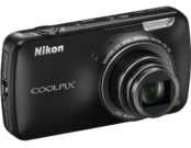 Nikon COOLPIX S800c (black) 4