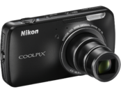 Nikon COOLPIX S800c (black) 5