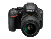 Nikon D5600 kit AF-P 18-55mm VR (black)  1
