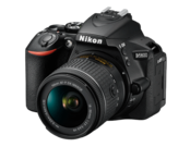 Nikon D5600 kit AF-P 18-55mm VR (black)  2