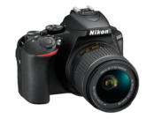 Nikon D5600 kit AF-P 18-55mm VR (black)  3