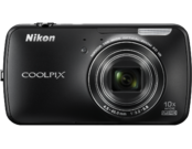 Nikon COOLPIX S800c (black) 0