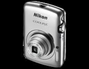 Nikon COOLPIX S01 (silver) 3