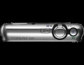 Nikon COOLPIX S01 (silver) 4