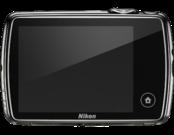 Nikon COOLPIX S01 (silver) 5