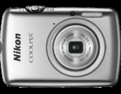 Nikon COOLPIX S01 (silver) 0