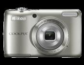 Nikon COOLPIX L26 (silver) 0