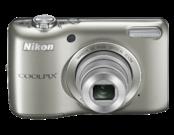Nikon COOLPIX L26 (silver) 1