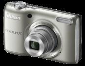 Nikon COOLPIX L26 (silver) 2