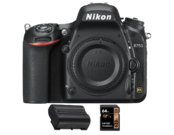 Nikon D750 body + acumulator  EN-EL15 + card Lexar 64GB SDXC 95MB/s 0