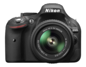 Nikon D5200 Kit 18-55mm VR II (black)