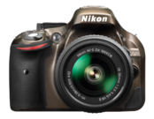 Nikon D5200 Kit 18-55mm VR II (bronze)