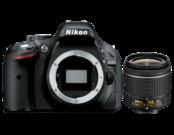 Nikon D5200 Kit AF-P 18-55mm VR (black)