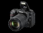 Nikon D7500 Kit 18-140mm VR  4