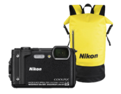 Nikon COOLPIX W300 Holiday kit black 0