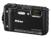 Nikon COOLPIX W300 Holiday kit black 3