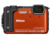 Nikon COOLPIX W300 Holiday kit orange   2