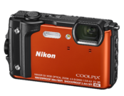 Nikon COOLPIX W300 Holiday kit orange   3