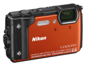 Nikon COOLPIX W300 Holiday kit orange   4