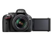 Nikon D5200 kit 18-55mm VR (black) 1