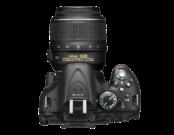 Nikon D5200 kit 18-55mm VR (black) 2