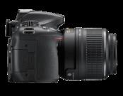 Nikon D5200 kit 18-55mm VR (black) 3
