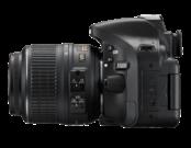 Nikon D5200 kit 18-55mm VR (black) 4