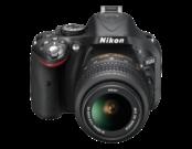 Nikon D5200 kit 18-55mm VR (black) 5