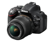 Nikon D5200 kit 18-55mm VR (black) 7
