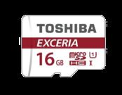 16GB mSDHC EXCERIA M302 UHS I U1 + adaptor SD