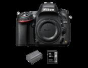 D610 body + acumulator Nikon EN-EL15a + card Lexar 32GB SDHC 150MB/s