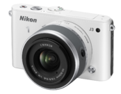 Nikon 1 J3 Kit 10-30mm VR (white) 0