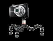 Joby GorillaPod 325 (black/charcoal)   3