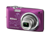 Nikon COOLPIX S2700 (purple lineart) 1