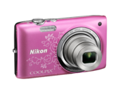 Nikon COOLPIX S2700 (pink lineart) 3