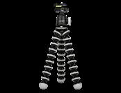 Joby Gorillapod SLR-Zoom Tripod + Ballhead (gray)  0