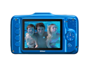 Nikon COOLPIX WATERPROOF S31 (blue) 1