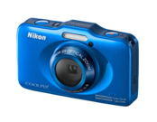 Nikon COOLPIX WATERPROOF S31 (blue) 4