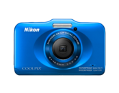 Nikon COOLPIX WATERPROOF S31 (blue) 0