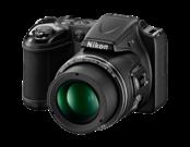 Nikon COOLPIX L820 (black) 1