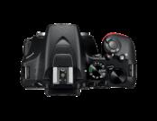 Nikon D3500 kit AF-P 18-55mm VR (black) 8