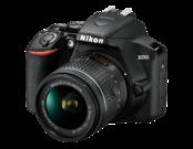 Nikon D3500 kit AF-P 18-55mm VR (black)  7