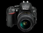 Nikon D3500 kit AF-P 18-55mm VR (black) 5