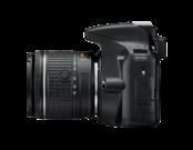 Nikon D3500 kit AF-P 18-55mm VR (black) 4