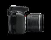 Nikon D3500 kit AF-P 18-55mm VR (black)  3