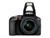 Nikon D3500 Kit AF-P 18-55mm VR (black)  2