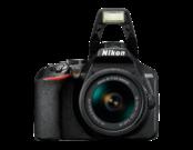 Nikon D3500 kit AF-P 18-55mm VR (black)  2