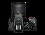 Nikon D3500 kit AF-P 18-55mm VR (black) 1