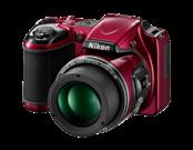 Nikon COOLPIX L820 (red) 3