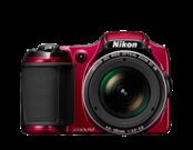 Nikon COOLPIX L820 (red) 0